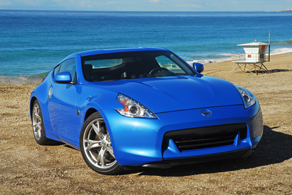 2010 Nissan 370Z Sport Review & Test Drive