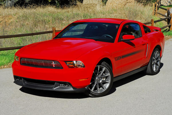 2011 Ford Mustang GT 5.0 California Special Edition Review & Test Drive