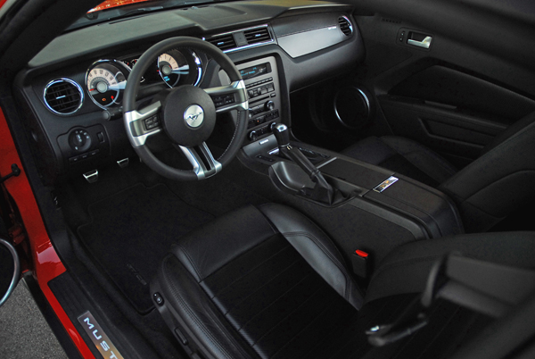 2011 Ford Mustang Gt 5 0 California Special Edition Review