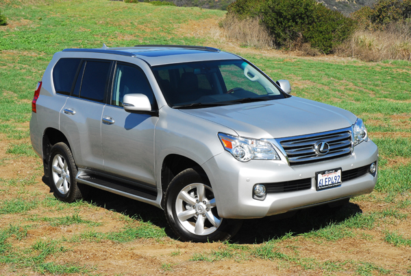 2011 lexus gx460 awd review test drive. Black Bedroom Furniture Sets. Home Design Ideas