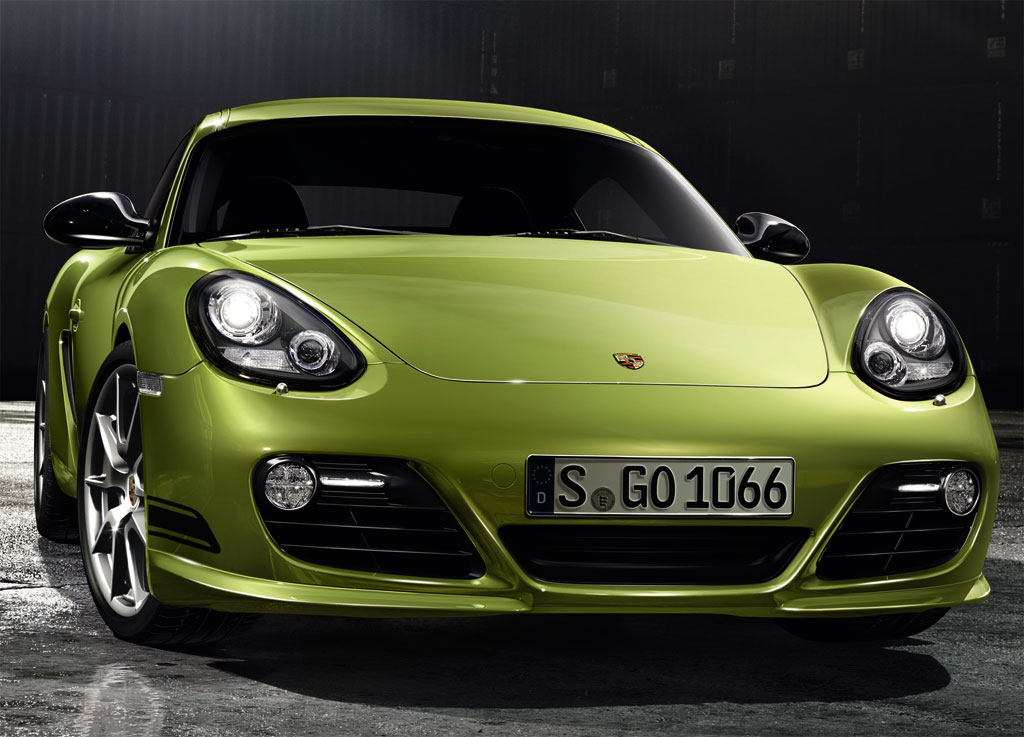 100 Hot Cars 187 Porsche Cayman R