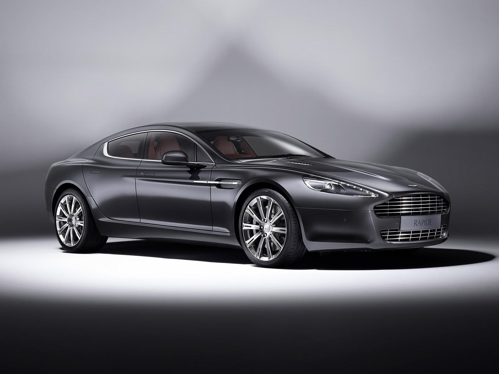 Aston Martin Rapide Luxe Special Edition Revealed