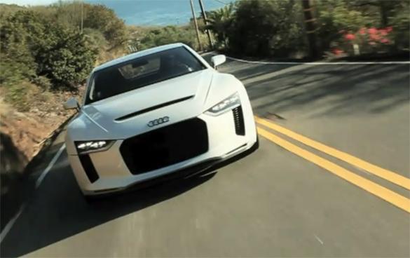 Audi Quattro Concept Video: A Look Back To Its Origins