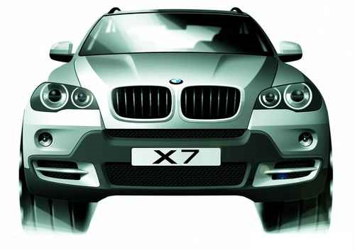 BMW May Reconsider Previous Decision To Build BMW X7 – Large SUV