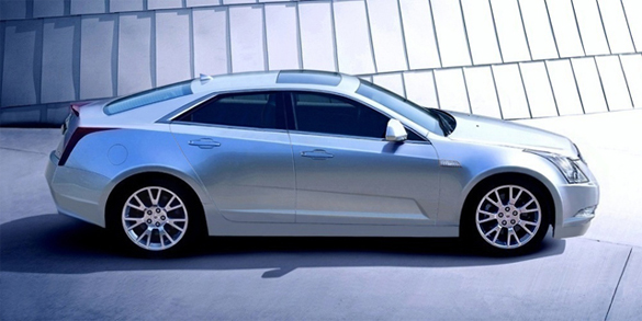 Cadillac to Debut ATS in 2012 with 4-cyl Engine and ATS-V 'Performance Version'