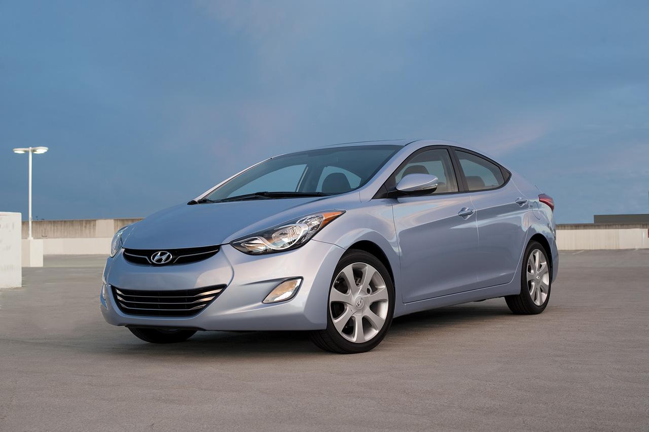 2011 Hyundai Elantra Officially Revealed