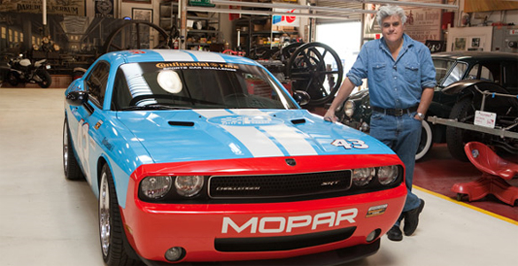 Video: Richard Petty Signature Series Dodge Challenger In Jay Leno's Garage