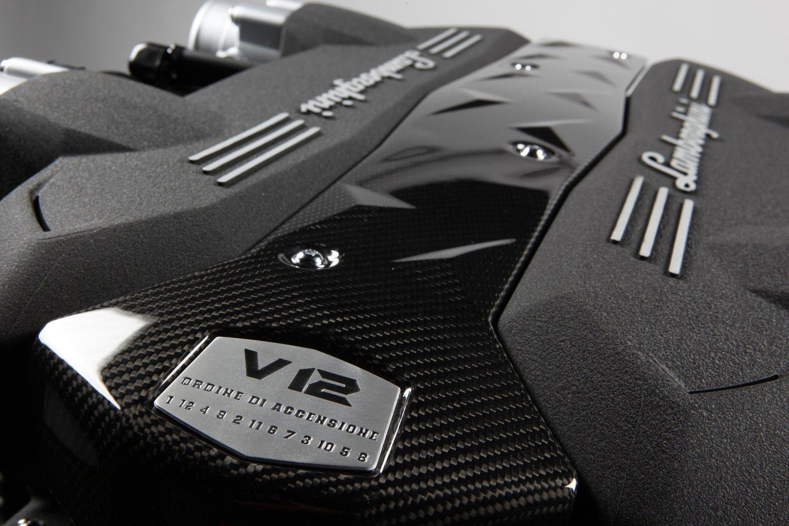 Lamborghini Reveals New 700 Horsepower V12 Engine to Power Murcielago Successor (Aventador)