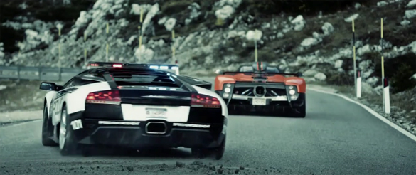 Video: Real-Life Need for Speed: Hot Pursuit Action