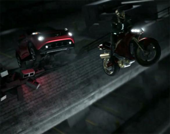 """Video: Nissan Juke """"Trophy"""""""