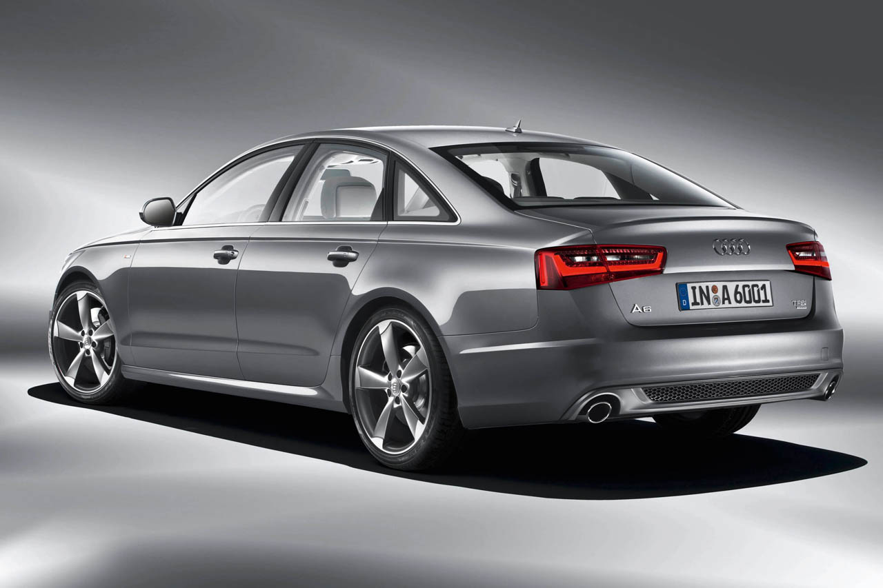 100 Hot Cars 187 Audi A6 Supercharged