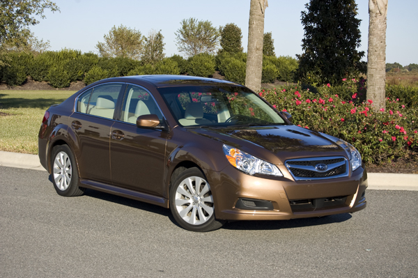 2011 Subaru Legacy 2.5 Limited Review & Test Drive