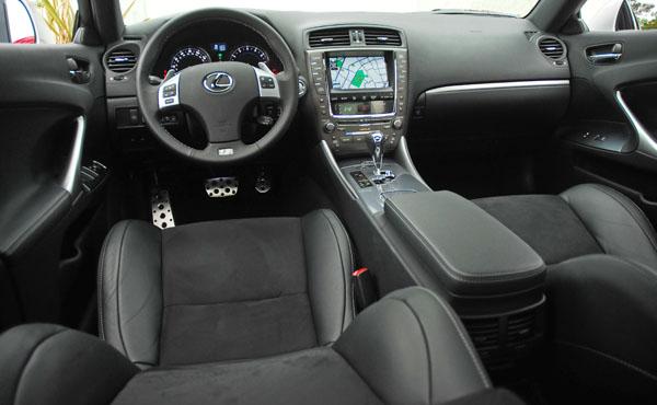 2011 Lexus IS 350 F-Sport Review & Test Drive