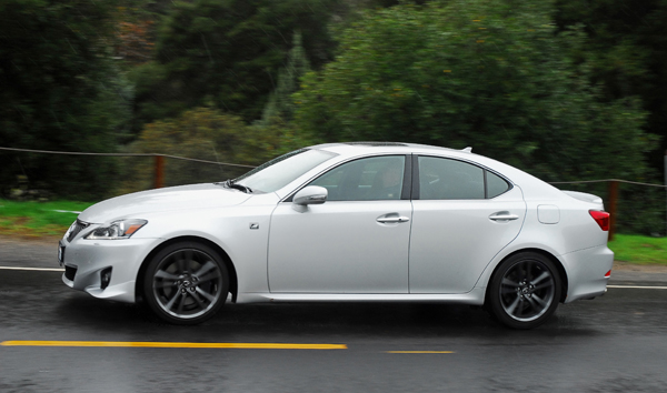 2011 lexus is 350 f sport review test drive. Black Bedroom Furniture Sets. Home Design Ideas
