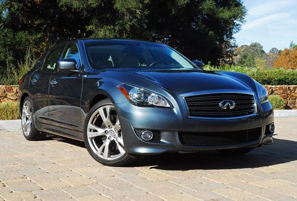 2011 Infiniti M56S Luxury Sport Sedan Review & Test Drive