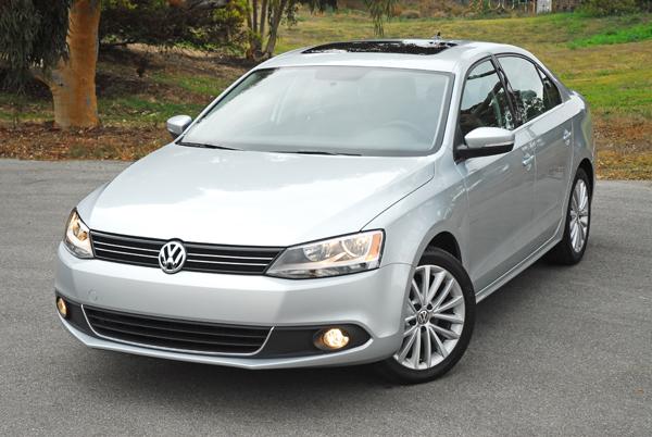2011 Volkswagen Jetta 2.5 SEL Review & Test Drive