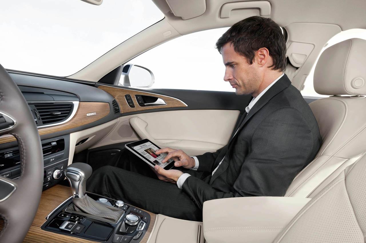 100 Hot Cars » Audi A6