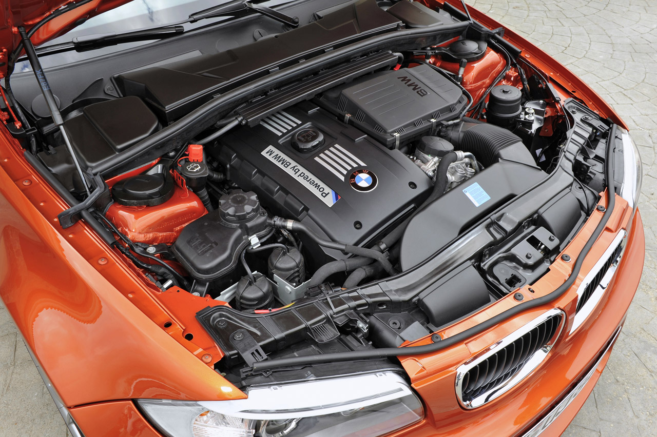 Coupe Series bmw 1 series wheelbase 2012 BMW 1 Series M Coupe Official Details and Images Released