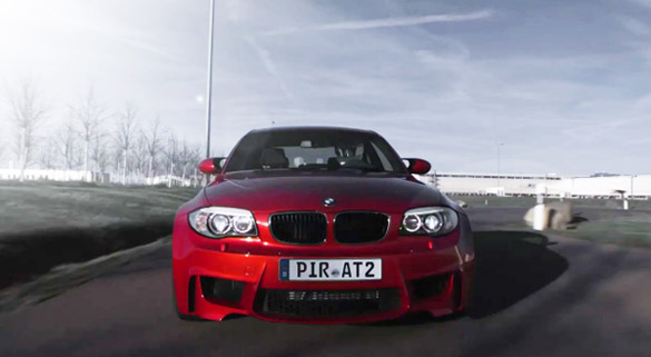 BMW has released an exclusive video showing the BMW 1 Series M Coupe in