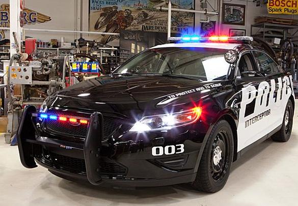 In Jay Leno's Garage: Ford Police Interceptors