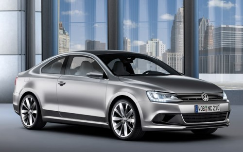 VW New Compact=