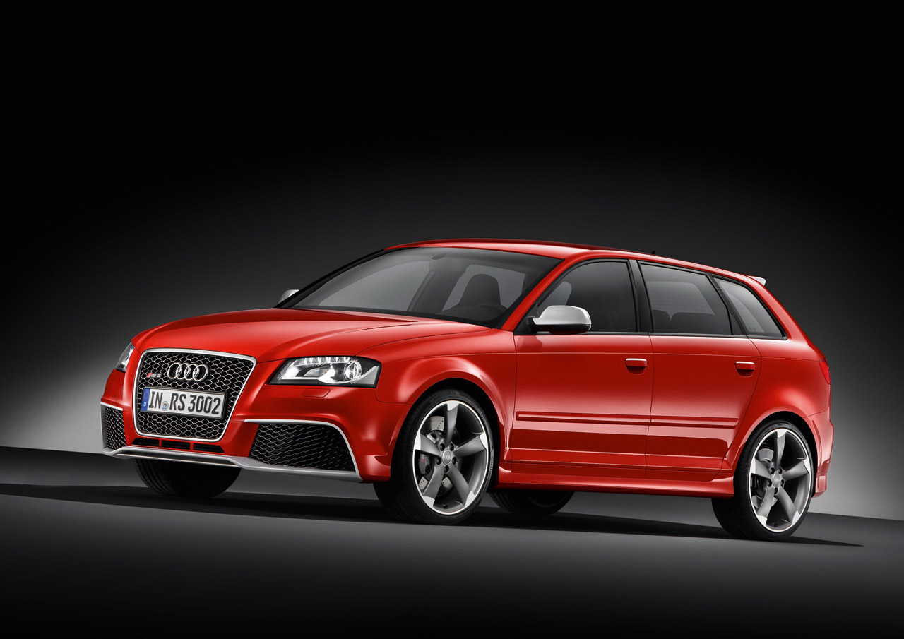 New 2012 Audi RS3 Promo Videos and Release Information