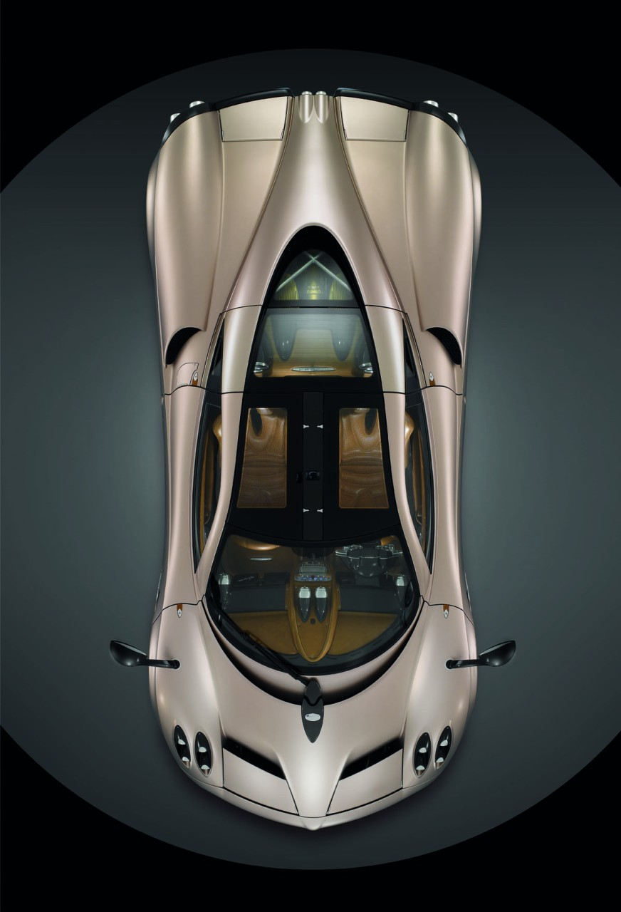 100 Hot Cars » Pagani