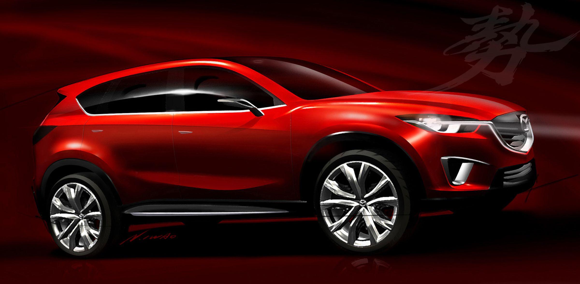 Mazda Minagi Concept: Can A Crossover Be Sexy?