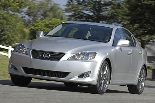 Toyota Announces Recall of 1.7 Million Vehicles Globally Including 245K U.S. Lexus Models