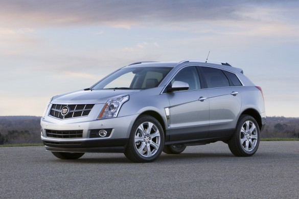He's Dead, Jim: Cadillac Announces Demise Of SRX Turbo