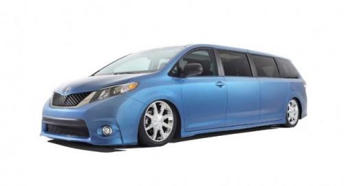 Toyota Swagger Wagon Supreme