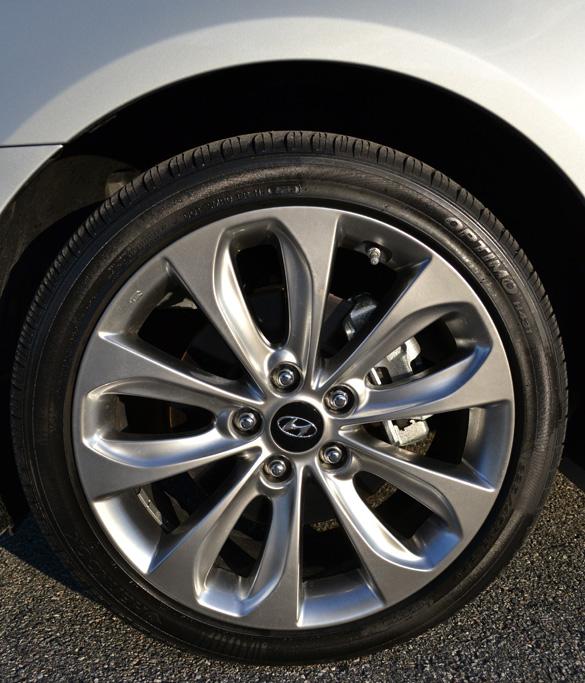 2015 Hyundai Sonata Spare Tire Kit Autos Gallery
