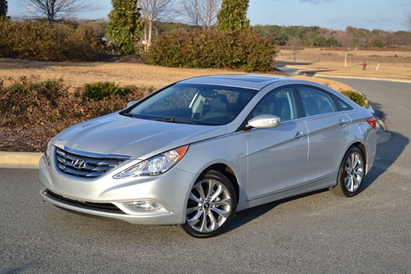 2011 Hyundai Sonata Limited 2 0t Review Amp Test Drive