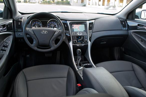 2011 Hyundai Sonata Limited 2 0t Review Amp Test Drive