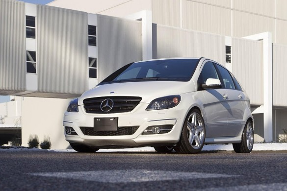 Mercedes-Benz B55 Is A Commuter Car I Could Love