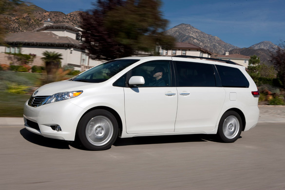 Luxury 2014 Toyota Sienna Vs Honda Odyssey  N Charlotte Toyota For Sale