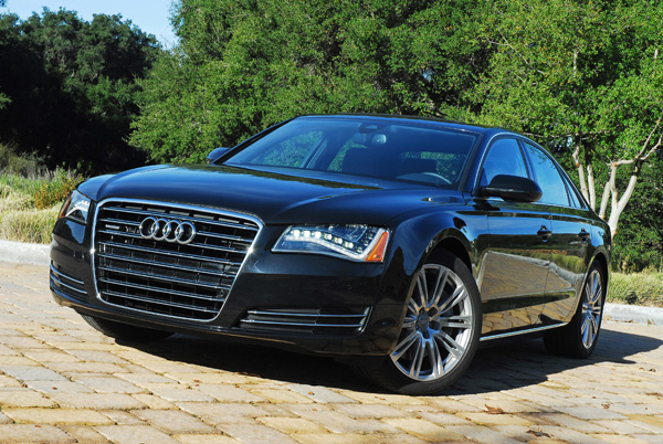 2011 Audi A8 Review & Test Drive