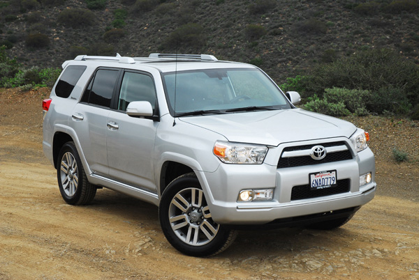 2011 Toyota 4Runner AWD Limited Review & Test Drive
