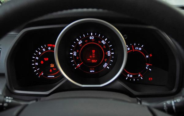 toyota cluster. 2011 Toyota 4Runner AWD