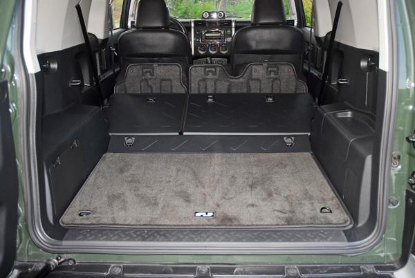 Fj Cruiser Carpet Cargo Mat Vidalondon