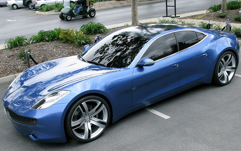 Fisker Karma Rumored To Begin Production In March