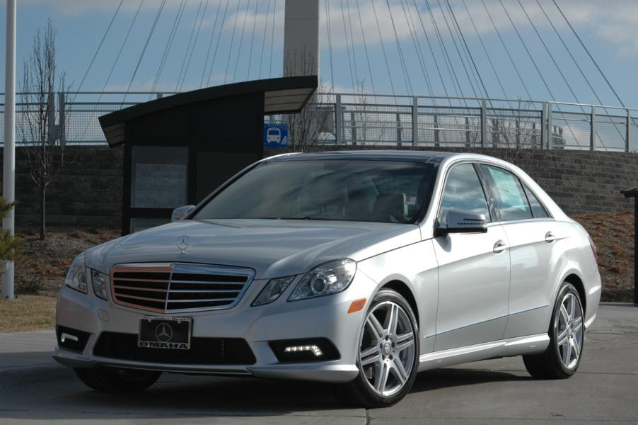 2011 Mercedes-Benz E350 Review & Test Drive