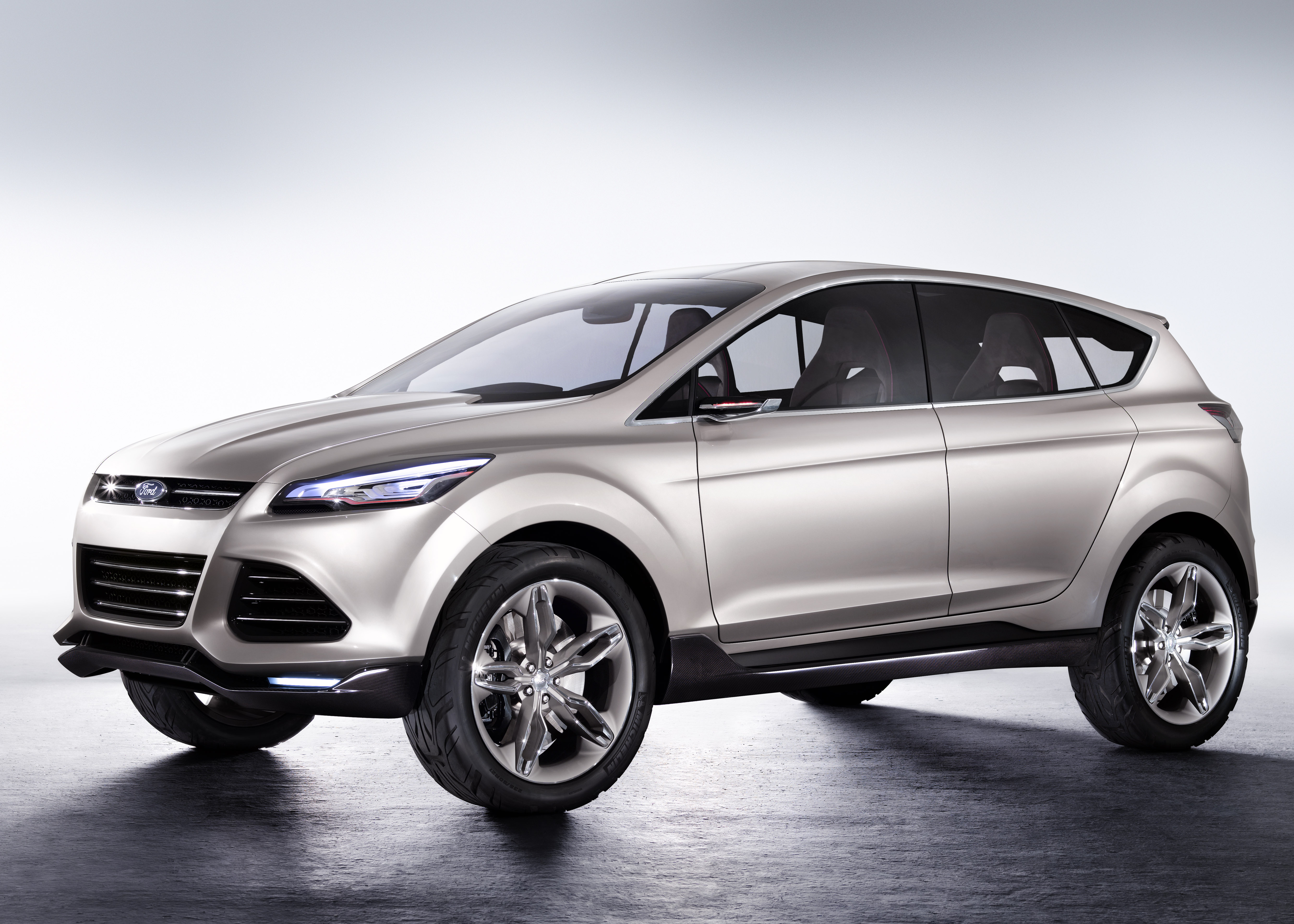 Ford's Vertrek Concept Is The Future Of Compact SUVs