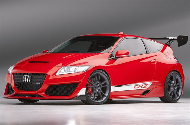 Honda Accelerates CR-Z Turbo Production