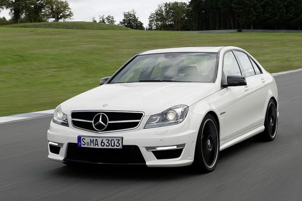 More 2012 Mercedes-Benz C63 AMG Images Surface