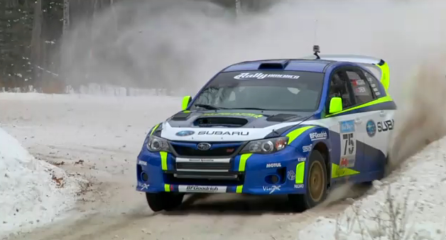 Subaru Prepares For The Sno*Drift Rally