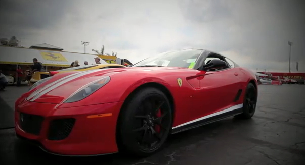 Ferraris Invade Palm Beach International Raceway
