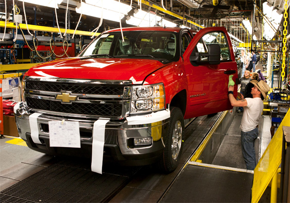 GM To Add 750 Jobs In Flint