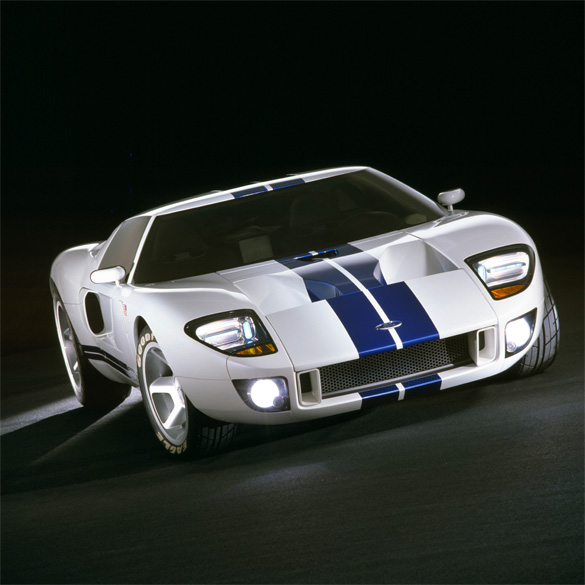 Is Ford Working On Another Supercar?