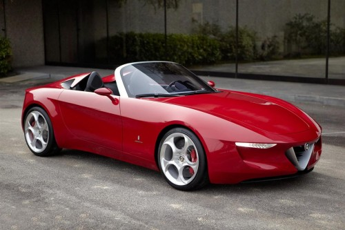 Automotive News Names 2010's Coolest Concept Cars